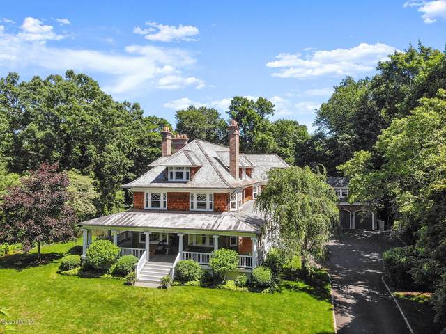 185 Riverside Avenue, Riverside, CT 06878 (MLS #110601) :: Frank Schiavone with William Raveis Real Estate