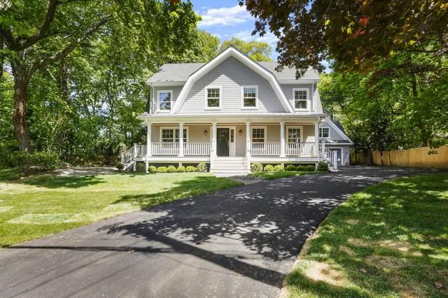 35 Leonard Avenue, Riverside, CT 06878 (MLS #110612) :: Frank Schiavone with William Raveis Real Estate