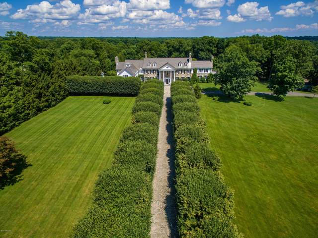 435 & 429 Round Hill Road, Greenwich, CT 06831 (MLS #110667) :: The Higgins Group - The CT Home Finder