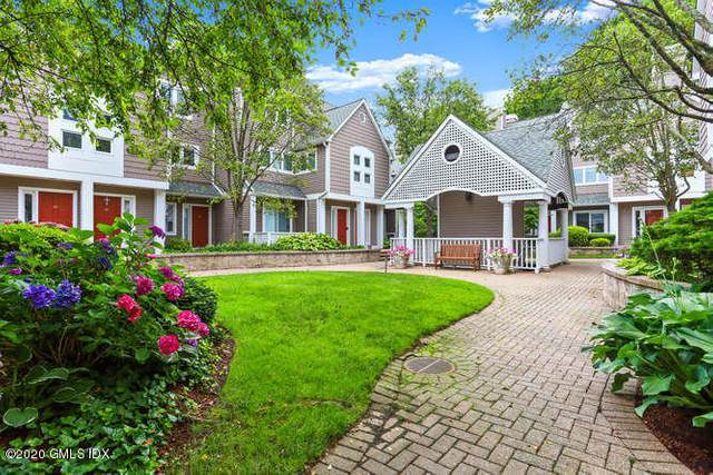 453 E Putnam Avenue 4D, Cos Cob, CT 06807 (MLS #110685) :: Frank Schiavone with William Raveis Real Estate