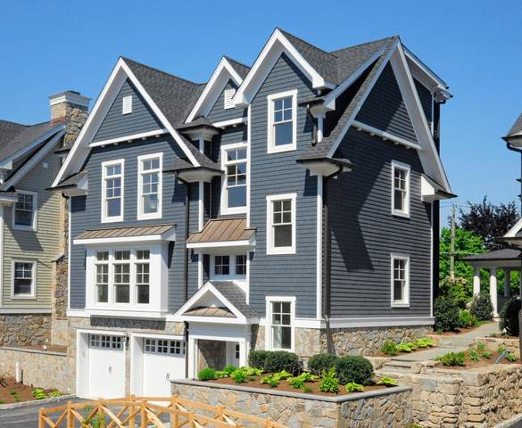 1 Home Place B, Greenwich, CT 06830 (MLS #110907) :: The Higgins Group - The CT Home Finder
