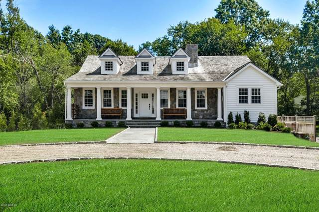 33 Lockwood Lane, Riverside, CT 06878 (MLS #111079) :: The Higgins Group - The CT Home Finder