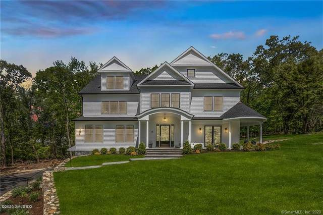 16 Lia Fail Way, Cos Cob, CT 06807 (MLS #111119) :: The Higgins Group - The CT Home Finder