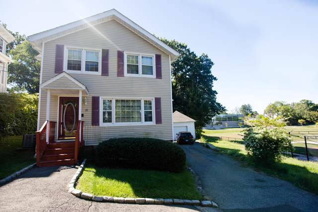 21 Wessels Place, Greenwich, CT 06830 (MLS #111189) :: The Higgins Group - The CT Home Finder