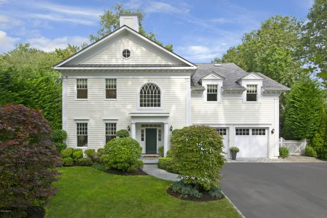 26 Circle Drive, Greenwich, CT 06830 (MLS #111251) :: Frank Schiavone with William Raveis Real Estate
