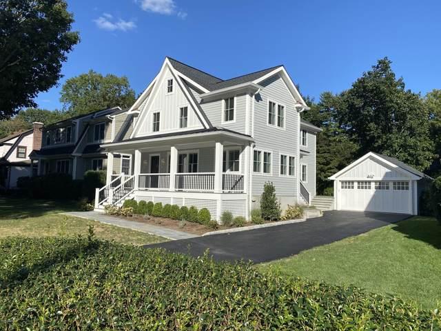 63 Valleywood Road, Cos Cob, CT 06807 (MLS #111438) :: GEN Next Real Estate