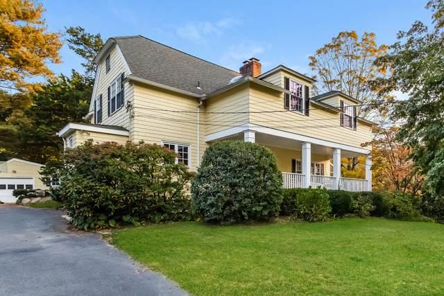 35 Mianus View Terrace, Cos Cob, CT 06807 (MLS #111492) :: GEN Next Real Estate