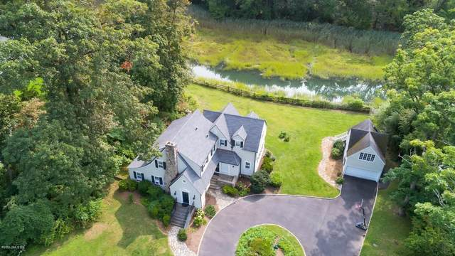 14 Indian Chase Drive, Greenwich, CT 06830 (MLS #111494) :: Frank Schiavone with William Raveis Real Estate