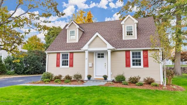 37 Riverside Lane, Riverside, CT 06878 (MLS #111513) :: GEN Next Real Estate