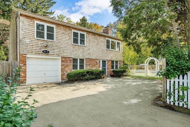 10A Relay Place, Cos Cob, CT 06807 (MLS #111522) :: GEN Next Real Estate