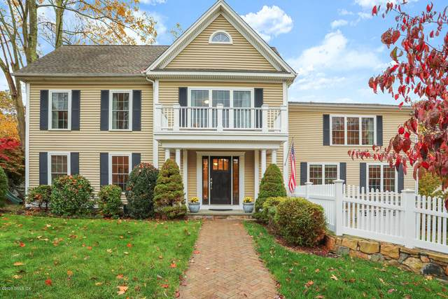 11 Buena Vista Drive, Greenwich, CT 06831 (MLS #111583) :: Frank Schiavone with William Raveis Real Estate