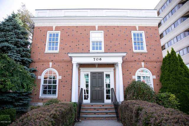 706 Bedford Street, Stamford, CT 06901 (MLS #111586) :: The Higgins Group - The CT Home Finder
