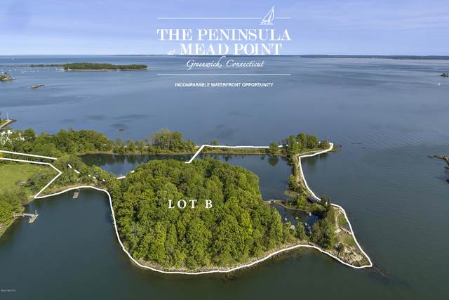 602 Indian Field Rd Lot B, Greenwich, CT 06830 (MLS #111688) :: The Higgins Group - The CT Home Finder