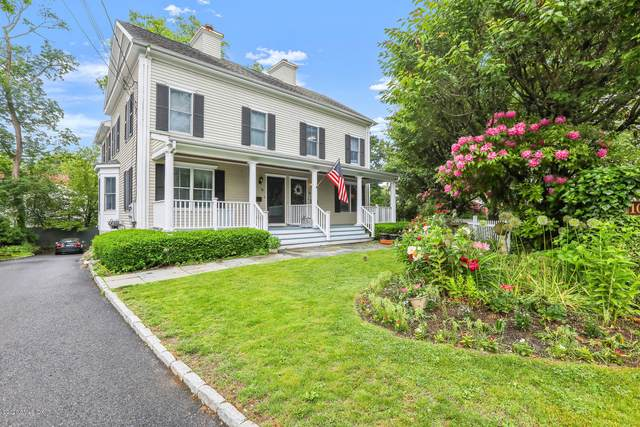 88 Northfield Street #88, Greenwich, CT 06830 (MLS #111766) :: The Higgins Group - The CT Home Finder