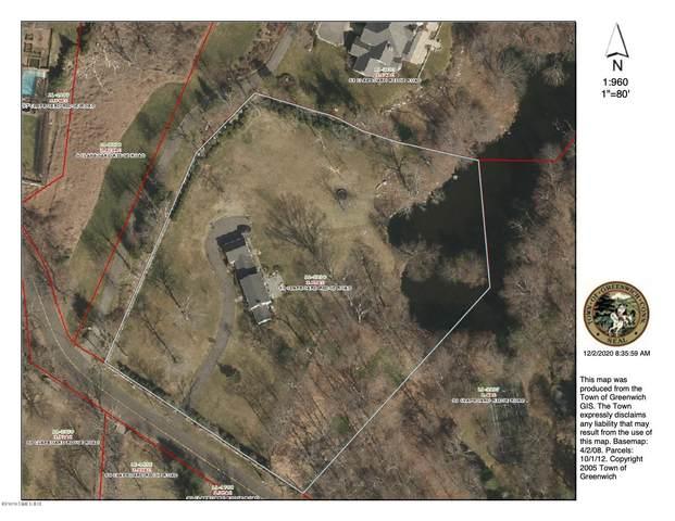 89 Clapboard Ridge Road, Greenwich, CT 06830 (MLS #111822) :: GEN Next Real Estate