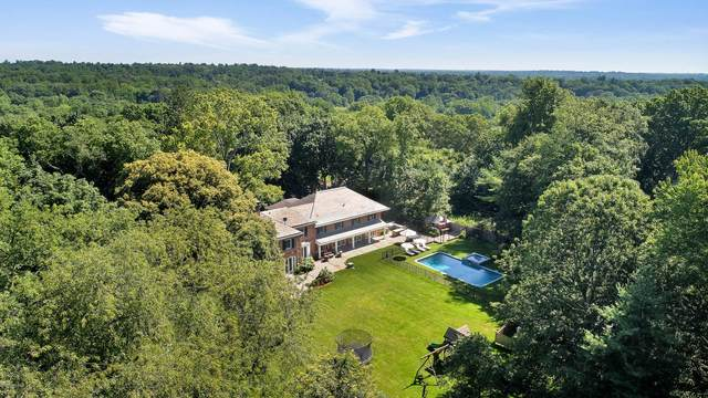 11 Deer Park Court, Greenwich, CT 06830 (MLS #111823) :: The Higgins Group - The CT Home Finder
