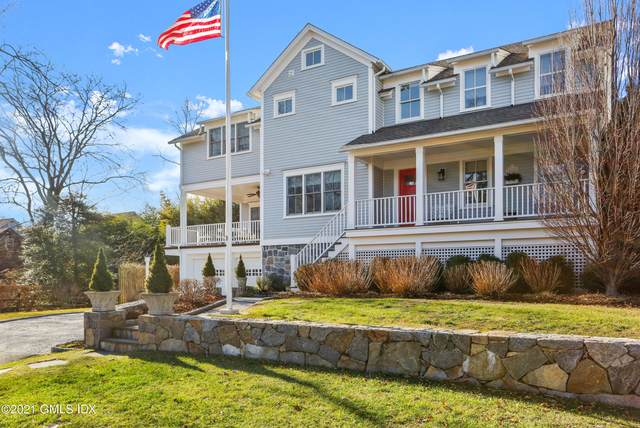 17 Mortimer Drive, Old Greenwich, CT 06870 (MLS #112008) :: GEN Next Real Estate