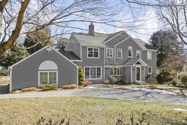 3 Old Wagon Road, Old Greenwich, CT 06870 (MLS #112283) :: The Higgins Group - The CT Home Finder
