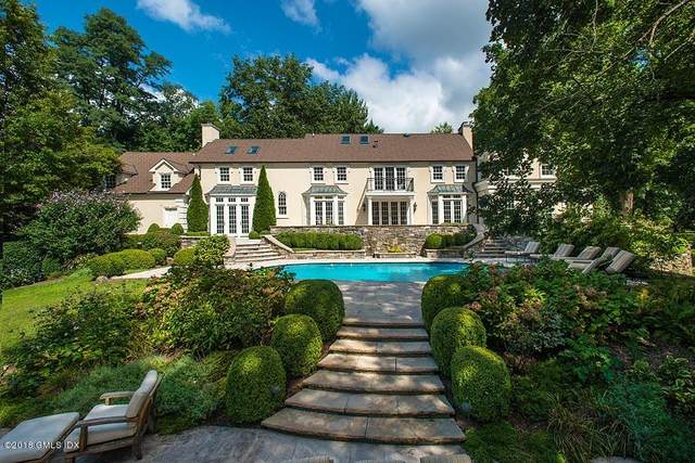 2 Round Hill Road, Greenwich, CT 06831 (MLS #112507) :: The Higgins Group - The CT Home Finder