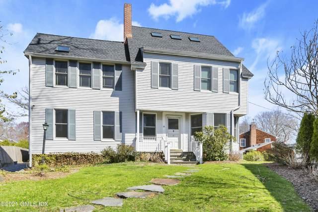 55 Cross Lane, Cos Cob, CT 06807 (MLS #112713) :: GEN Next Real Estate