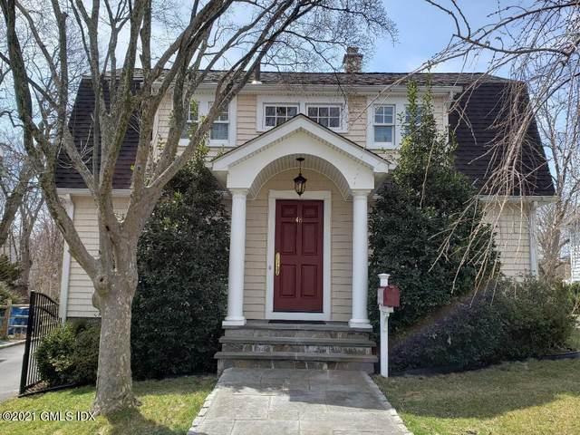 48 Orchard Street, Cos Cob, CT 06807 (MLS #112718) :: GEN Next Real Estate