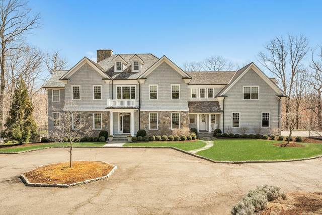 19 Desiree Drive, Greenwich, CT 06830 (MLS #112727) :: The Higgins Group - The CT Home Finder