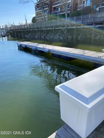 7 River Road Boat Slip D-4, Cos Cob, CT 06807 (MLS #112758) :: GEN Next Real Estate