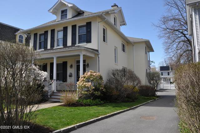53 William Street B, Greenwich, CT 06830 (MLS #112790) :: The Higgins Group - The CT Home Finder