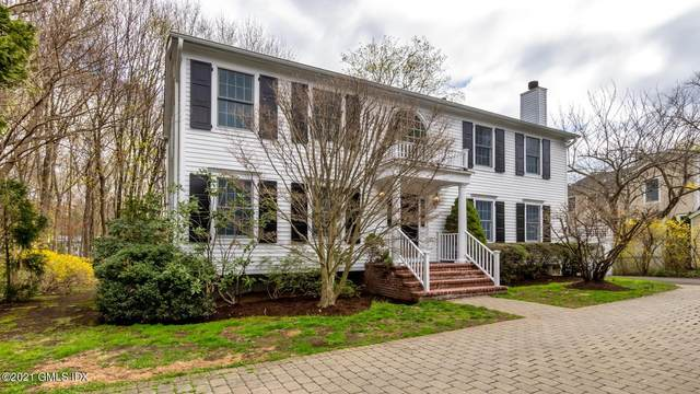43 Indian Field Road, Greenwich, CT 06830 (MLS #112835) :: Frank Schiavone with William Raveis Real Estate