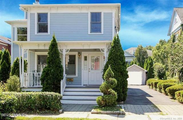 58 Sherwood Place, Greenwich, CT 06830 (MLS #112846) :: The Higgins Group - The CT Home Finder