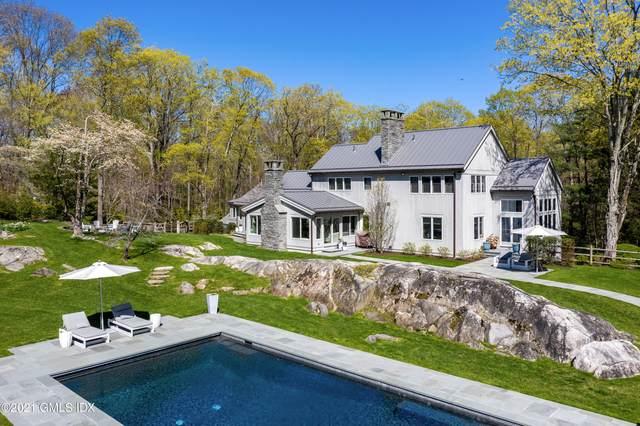 4 Old Camp Lane, Cos Cob, CT 06807 (MLS #113018) :: GEN Next Real Estate