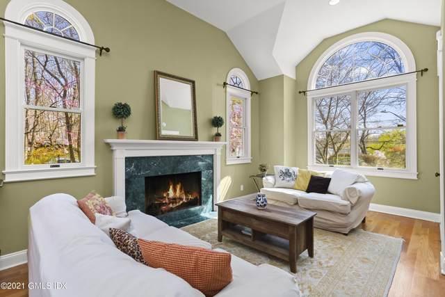16 Chestnut Street, Cos Cob, CT 06807 (MLS #113087) :: GEN Next Real Estate