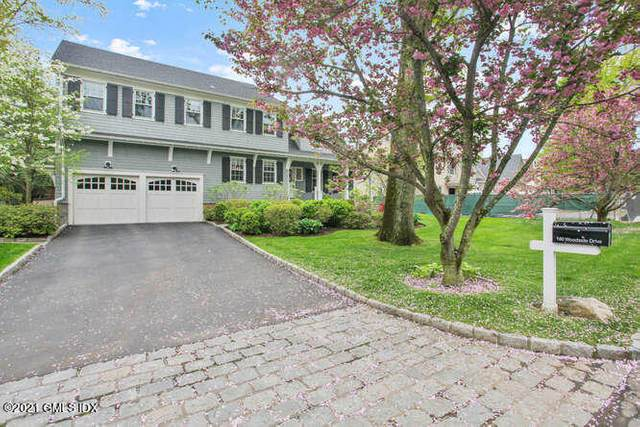 100 Woodside Drive, Greenwich, CT 06830 (MLS #113096) :: Frank Schiavone with William Raveis Real Estate