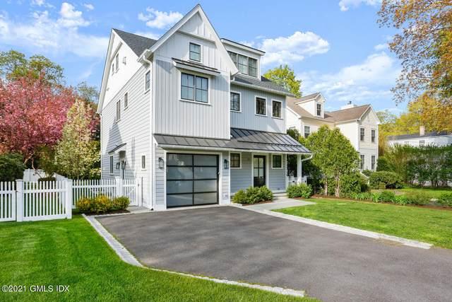 11 Anthony Place, Riverside, CT 06878 (MLS #113101) :: GEN Next Real Estate