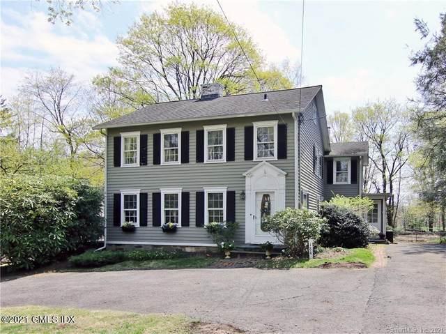 184 Middlesex Road, Darien, CT 06820 (MLS #113110) :: Frank Schiavone with William Raveis Real Estate