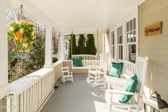 17 Park Avenue, Old Greenwich, CT 06870 (MLS #113179) :: GEN Next Real Estate