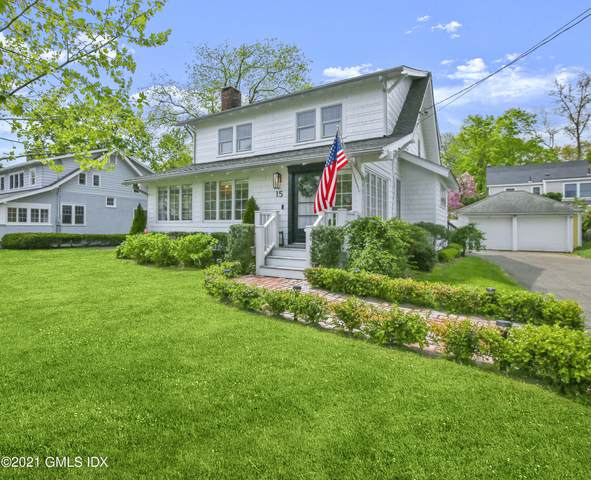 15 Heusted Drive, Old Greenwich, CT 06870 (MLS #113197) :: GEN Next Real Estate