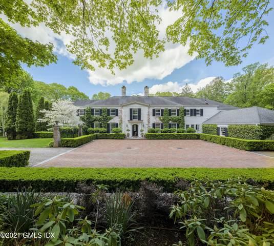 375 Canoe Hill Road, New Canaan, CT 06840 (MLS #113217) :: GEN Next Real Estate