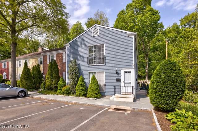 98 Valley Road #14, Cos Cob, CT 06807 (MLS #113237) :: Frank Schiavone with William Raveis Real Estate