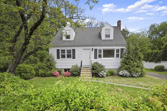 93 Weaver Street, Greenwich, CT 06831 (MLS #113238) :: Frank Schiavone with William Raveis Real Estate