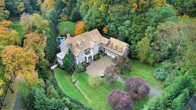 110 Valley Drive, Greenwich, CT 06831 (MLS #113248) :: GEN Next Real Estate