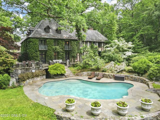 49 Fox Run Lane, Greenwich, CT 06831 (MLS #113547) :: The Higgins Group - The CT Home Finder