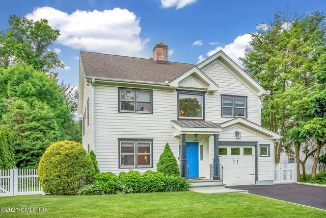 16 Manor Road, Old Greenwich, CT 06870 (MLS #113568) :: The Higgins Group - The CT Home Finder