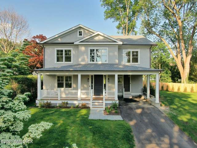 24 Park Avenue, Old Greenwich, CT 06870 (MLS #113573) :: The Higgins Group - The CT Home Finder