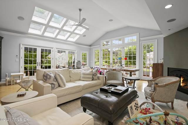 24 Terrace Avenue, Riverside, CT 06878 (MLS #113675) :: GEN Next Real Estate