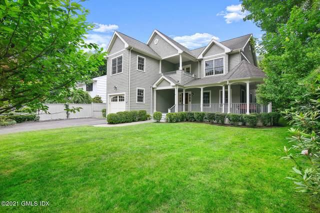 41 Valleywood Road, Cos Cob, CT 06807 (MLS #113757) :: GEN Next Real Estate