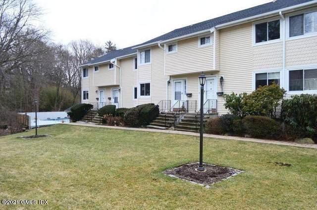 75 Cos Cob Avenue Apt 23, Cos Cob, CT 06807 (MLS #113792) :: GEN Next Real Estate