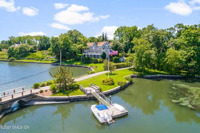 117 Meadow Road, Riverside, CT 06878 (MLS #113806) :: GEN Next Real Estate