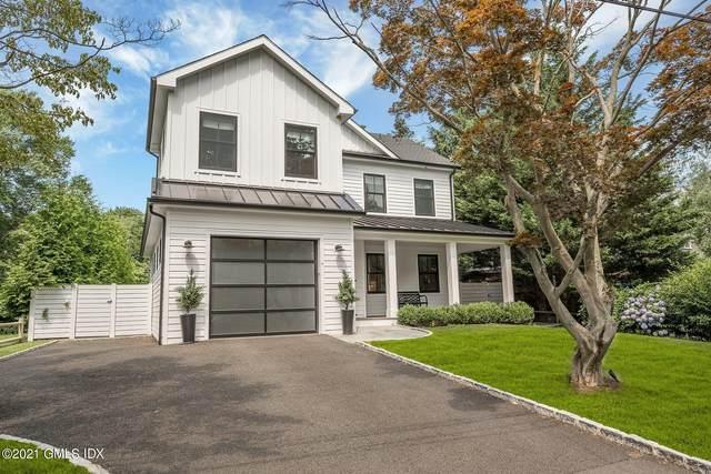 22 Wescott Street, Riverside, CT 06878 (MLS #113825) :: GEN Next Real Estate