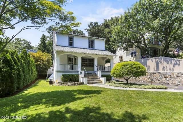 58 Sinawoy Road, Cos Cob, CT 06807 (MLS #113827) :: GEN Next Real Estate